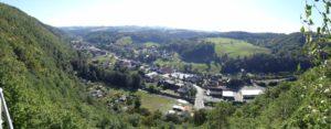 Bild: Blick ins Lockwitztal