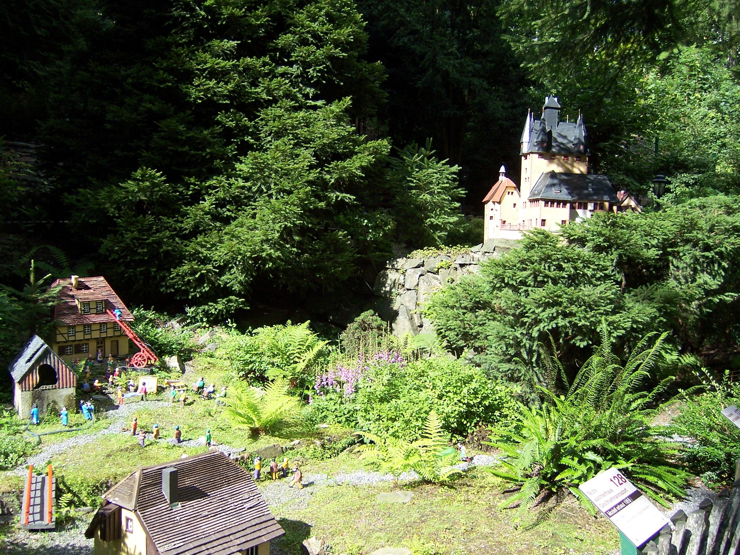 Große weite Welt ganz klein - Miniaturparks in Sachsen