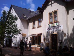 Pfaffenmühle - Ausflugsziel im Grünen