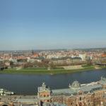 Dresden von oben - 12 Aussichtspunkte in und auf Dresden