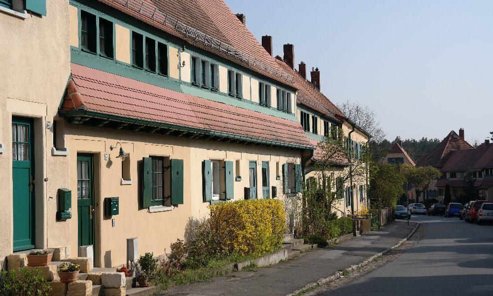 Ein Spaziergang durch Dresdens Gartenstadt Hellerau