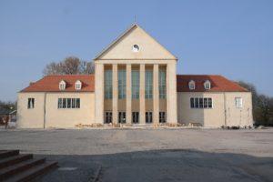Festspielhaus in Hellerau