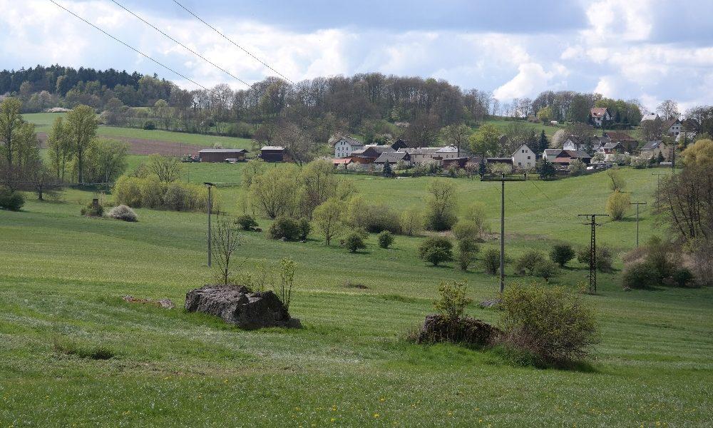 Ein kleiner Abstecher zu den Burgsteinruinen Krebes und zur Kienmühle