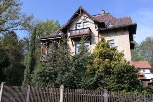 Villa im Oberdorf von Langebrück