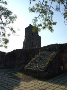 Burganlage der Burg Stolpen
