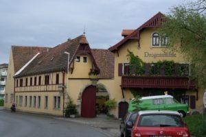 Drogenmühle in Heidenau