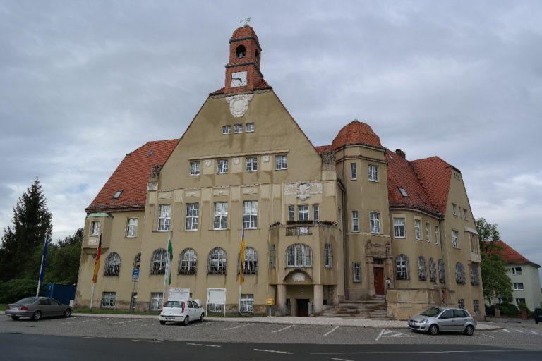 Rathaus in Heidenau