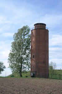 Wasserturm in Kleinsedlitz