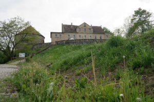 Burg Dohna mit Burgschänke