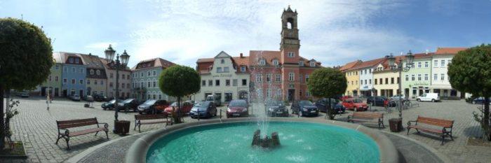 Marktplatz Königsbrück