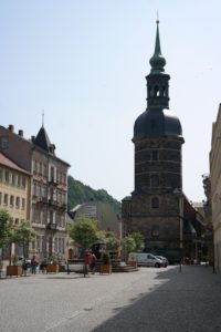 Kirche in Bad Schandau