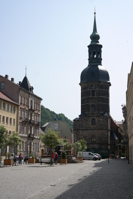 Bad Schandau - Der älteste Kurort der Sächsischen Schweiz