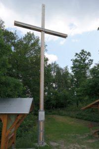 Kriebelsteinkreuz bei Elsterberg