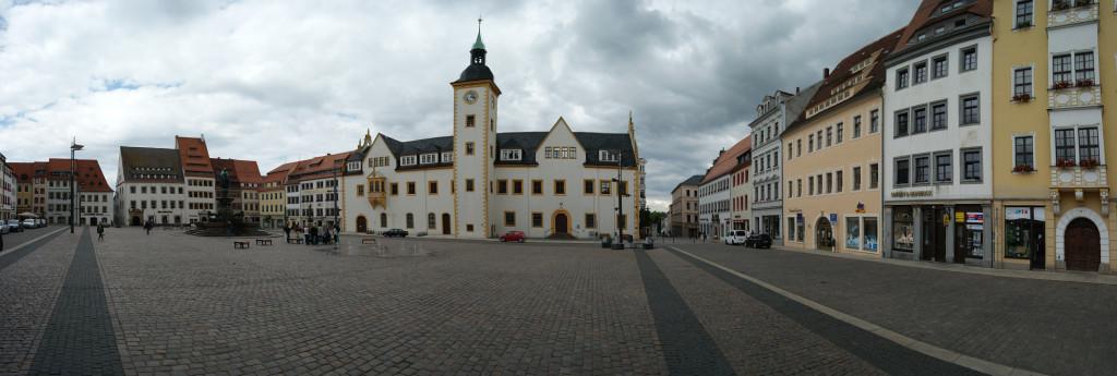 Obermarkt Freiberg