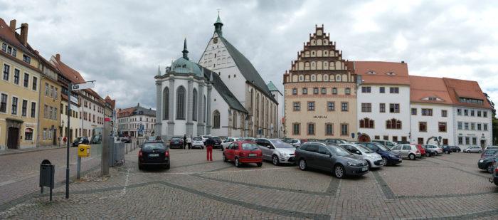 Freiberger Dom mit Stadtmuseum