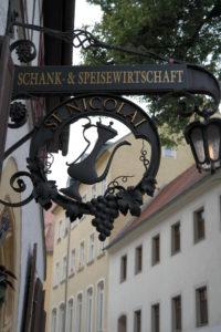 Speis- und Schankwirtschaft St. Nicolai