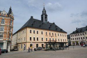 Rathaus der Stadt Annaberg-Buchholz