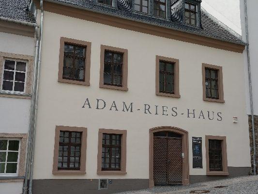Adam-Ries-Museum in Annaberg-Buchholz