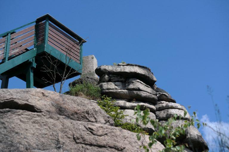 Gipfelplateau Greifensteine