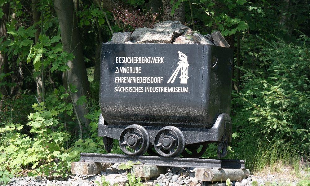 Die 22 Stätten des UNESCO Weltkulturerbe Montanregion Erzgebirge - Krušnohoří