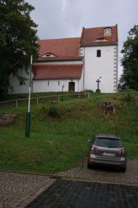 Kirche in Höfgen