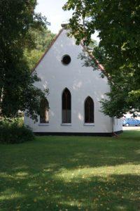 Weihkirche in Nimbschen