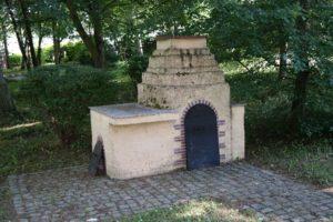 Im Schlosspark Schlettau