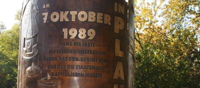 Wendedenkmal in Plauen