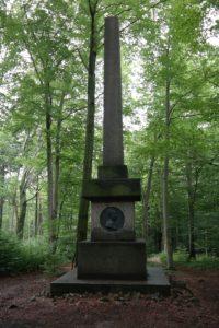 König-Albert-Denkmal in der Dresdner Heide