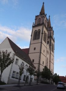 Kirche St. Aegidien in Oschatz