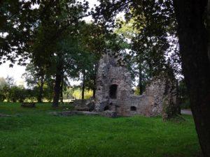 Wüstes Schloss Osterland bei Oschatz