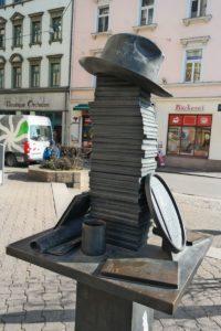 Kästner-Denkmal