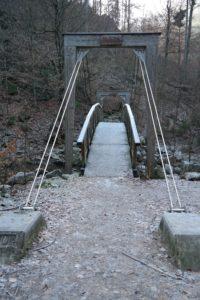 Brücke zum Sagenweg
