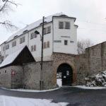 Auf Granit erbaut – Schloss Klippenstein