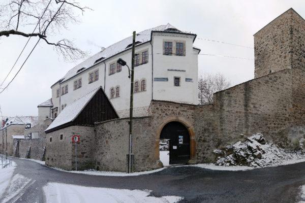 Schloss Klippenstein in Radeberg