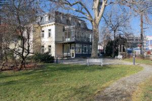 Villa Augustin mit dem Erich Kästner Museum