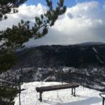 Ausflug ins Böhmische: Weitsicht vom Rosenkamm über das Elbtal