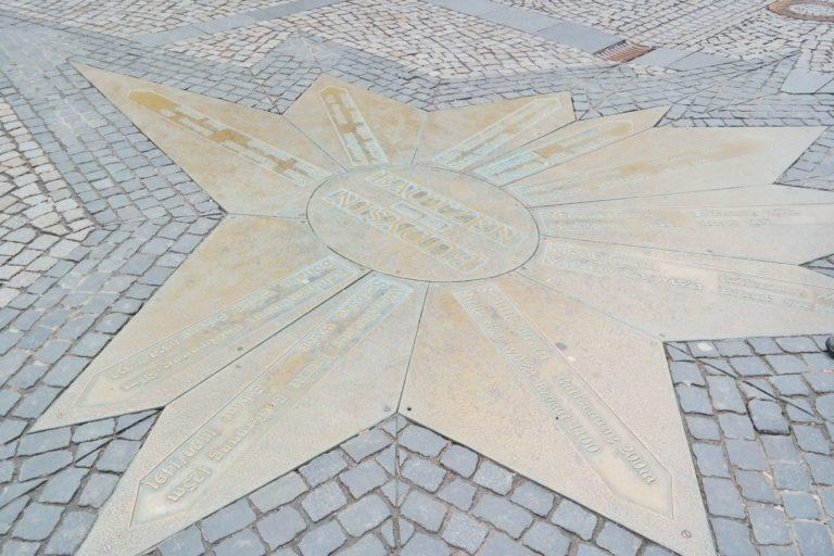 Wegweiser in Bautzen