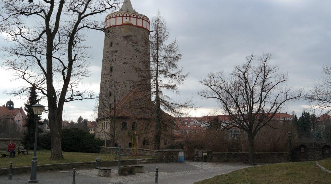 Alte Wasserkunst in Bautzen