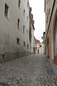 Gasse in Bautzen