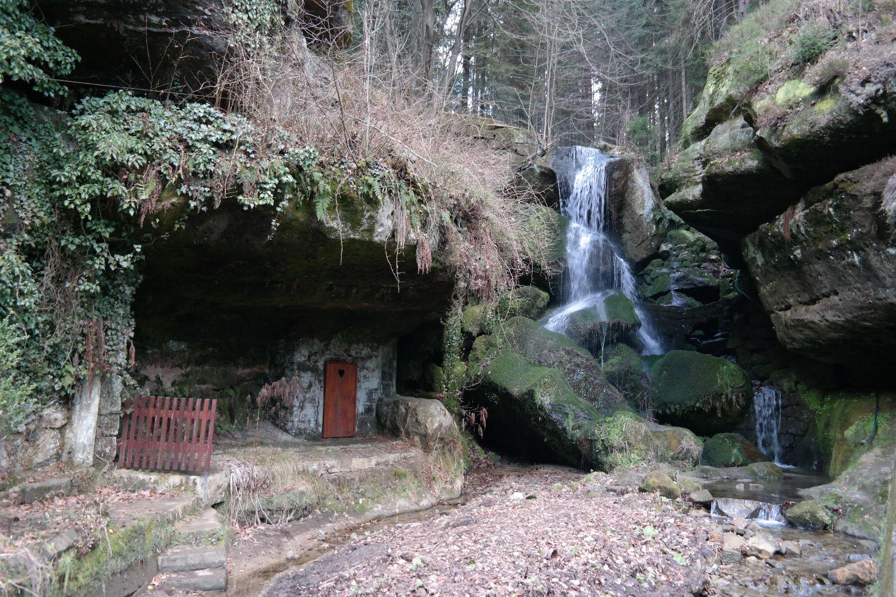 Wasser Marsch Wasserfälle In Sachsen Sachsen Erkunden