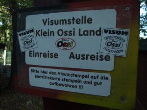 Klein-Ossi-Land im Miniaturenpark Kleinwelka in Bautzen