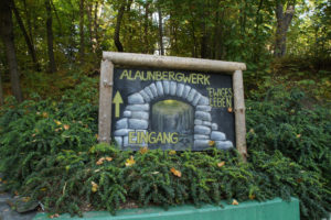 Alaunbergwerk Ewiges Leben in Plauen