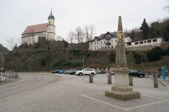 Stadt- und Bergkirche Tharandt