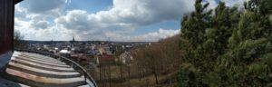 Panorama von der Camera Obscura in Hainichen-3