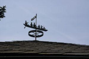 Kahnfahrt auf der Oberen Schleuse Hinterhermsdorf
