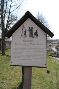 Dorfgeschichtlicher Rundgang Hinterhermsdorf