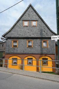 Umgebindehaus in Hinterhermsdorf