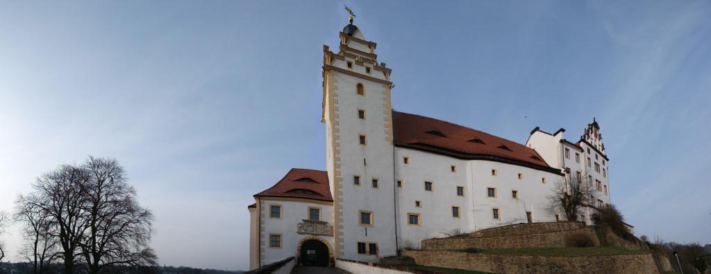 Torhaus des Schloss Colditz