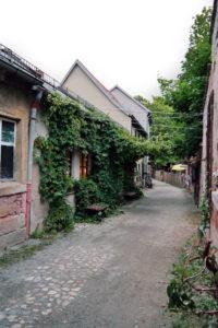 Weberhäuser in Plauen